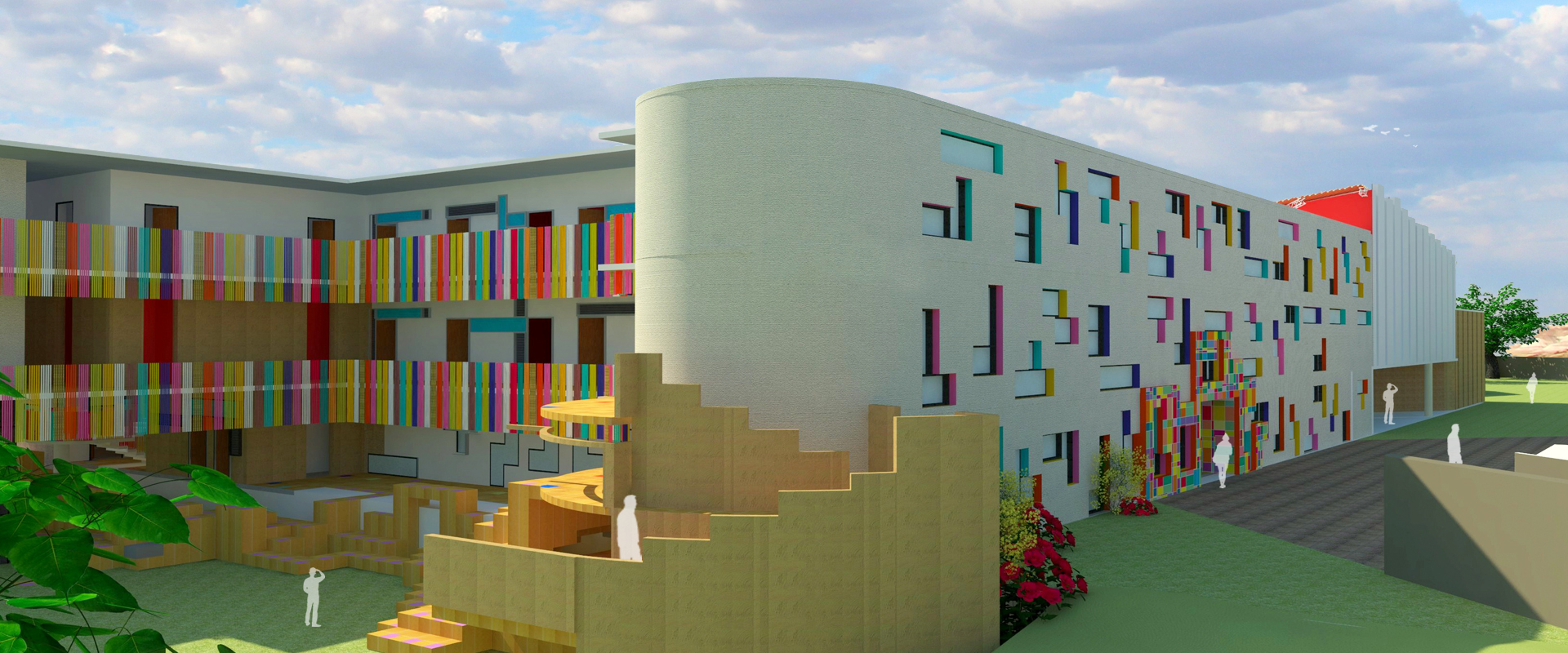MODERN PUBLIC SCHOOL, BHIWADI