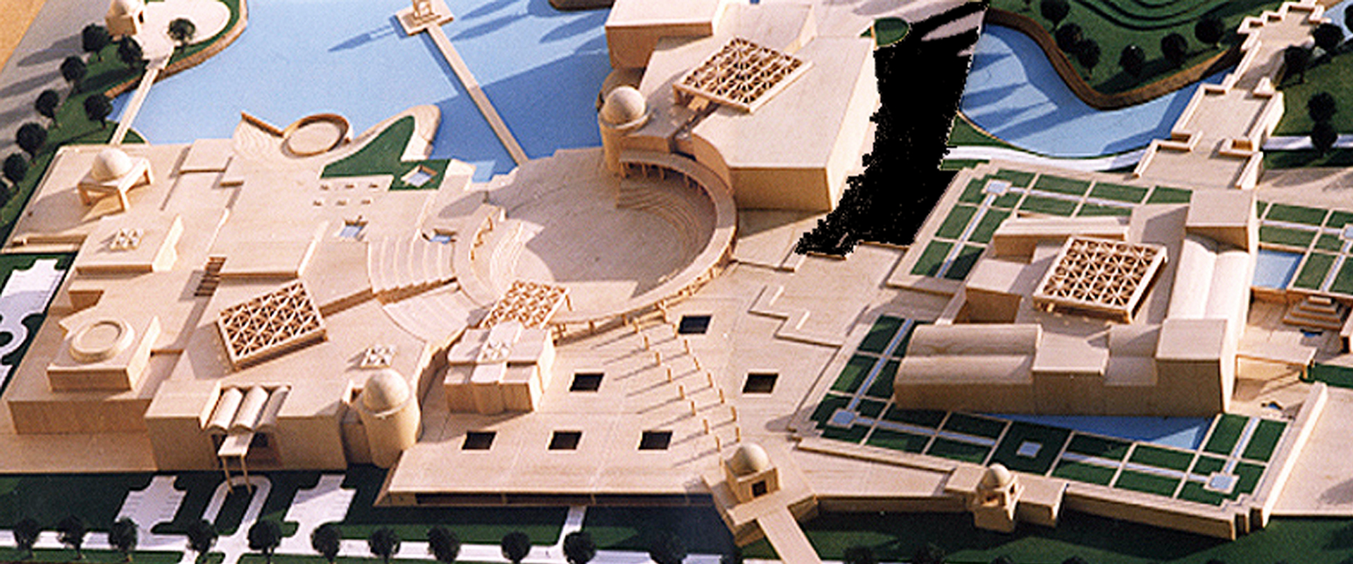 INDIRA GANDHI CULTURAL CENTER