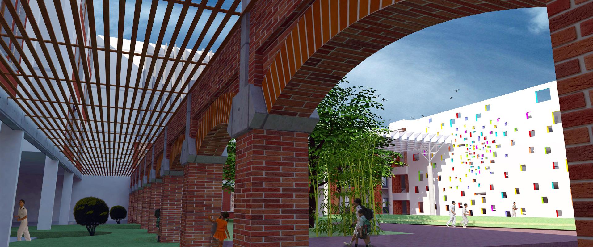 MODERN PUBLIC SCHOOL, SHAHBERI