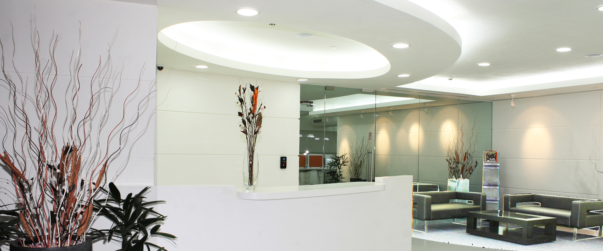 MVN CORPORATE OFFICE INTERIORS